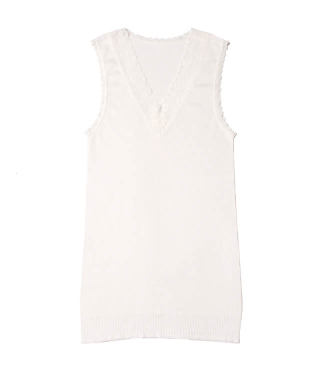 PL303 SLEEVELESS TOPS